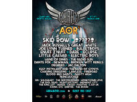 Hard Rock Hell Tickets March 2018 HRH AOR 2 x weekend tickets passes, both for £99 i.e. half price!