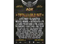 Hard Rock Hell 5 - Rock Festival Tickets & Accommodation - VIP - Royalty - Lita