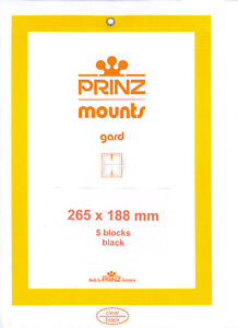 Package-of-5-Prinz-BLACK-Mounts-265x188