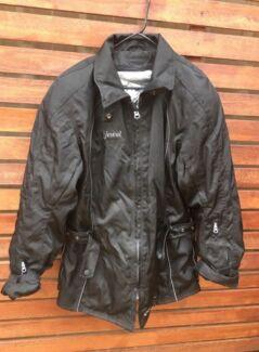 Ladies JEWEL motorbike jacket in excellent condition!
