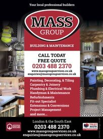 Your local professional Building and Maintenance company