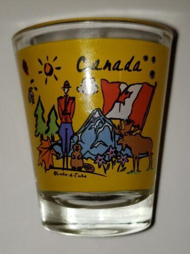 Shot Glass CANADA