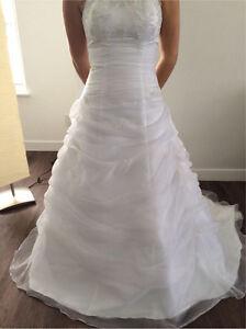 Davids bridal dress size 2