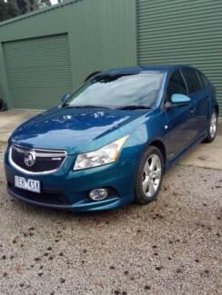 2012 SRi V Holden Cruze Hatchback