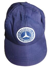 MERCEDES BENZ CAP WITH MB BADGE, PURE COTTON