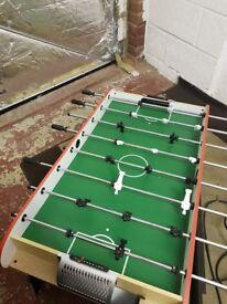 Football Table Game Foosball (Like New)