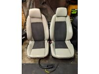 Car Seats - ideal for a camper van or better seating for your van