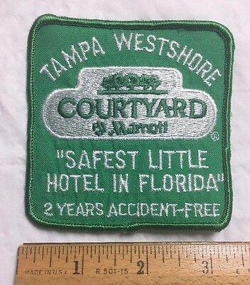 Courtyard Marriott Tampa Westshore Safest Little Hotel In Florida Patch