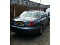 Rover 75 disel