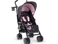 Silver cross butterfly push chair