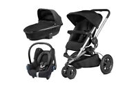 Quinny Buzz Xtra 3in1 Travel System