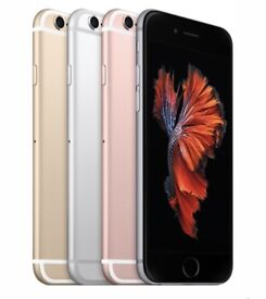 iPhone 6S 64GB, SHOP RECEIPT & WARRANTY, GOOD CONDITION