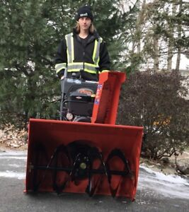 Snow Removal Dartmouth Cole Harbour