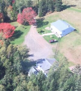 Private country home in North River  for sale!