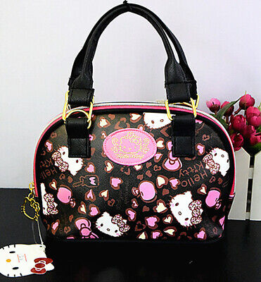 Bags Hello Kitty (Hello kitty bag for women shoulder and hand bag 3 colors high quality -FREE)