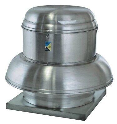 Centrifugal Downblast Exhaust Fan - 1500 Cfm 21 Base