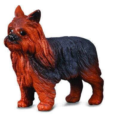 CollectA NEW * Yorkshire Terrier * 88078 Dog Yorkie Breyer Figure Toy Replica