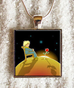 Art-Photo-Pendant-Resin-Pendant-The-Little-Prince-INCREDIBLE-PRICE