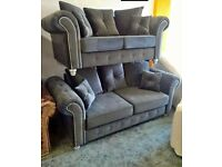 --PAY ON DELIVERY--NEW ASHWIN CORNER OR 3+2 SEATER SET NOW IN STOCK