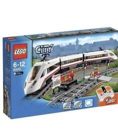 LEGO 60051 City Train High Speed Passenger Station