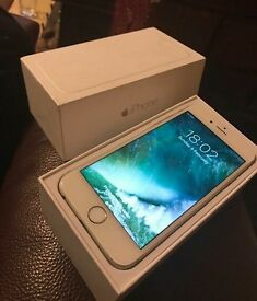iPhone 6 16GB Boxed Up With Accessories New !