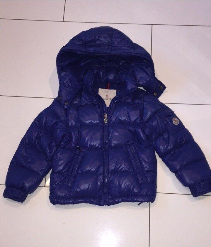 6e8a4d949 Kids moncler jacket