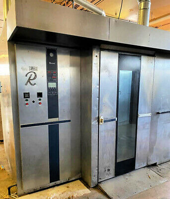 Older Revent Commercial Ovens 2 -- Good Working Condition