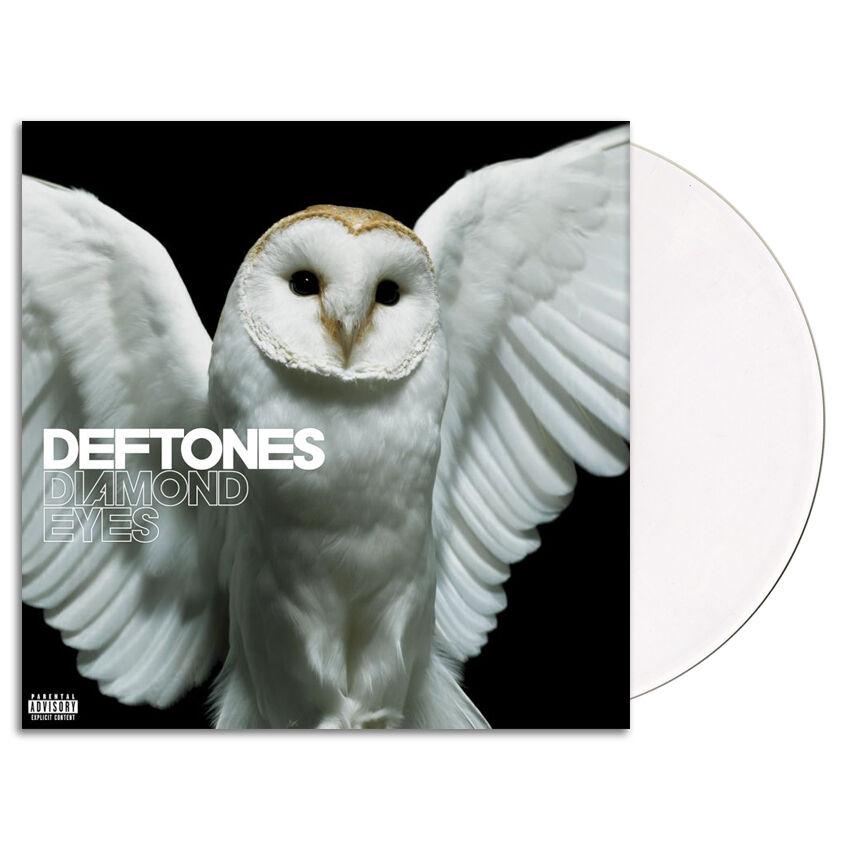 Deftones - Diamond Eyes Vinyl LP White Sealed New