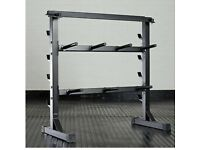 Used Mirafit Storage Rack