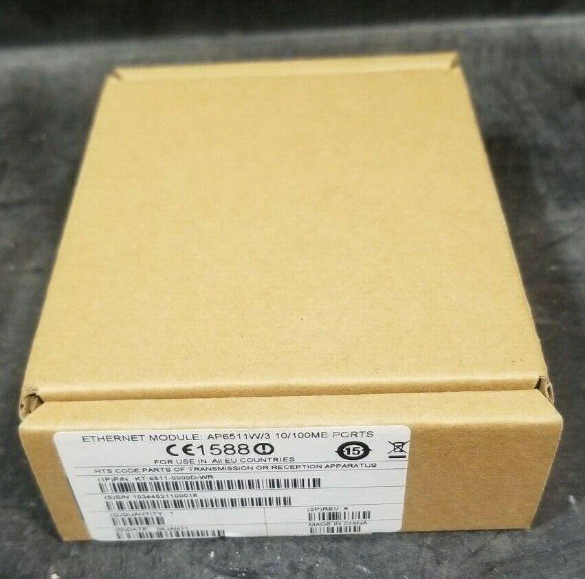Motorola KT-6511-0000D-WR Ethernet Module AP6511W/3 10/100 Port