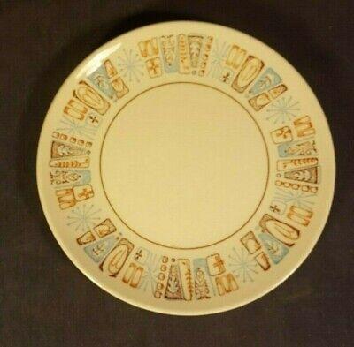 Taylorstone Moderne bread plates, Taylor Smith Ovenproof Mid-Century Modern  NR