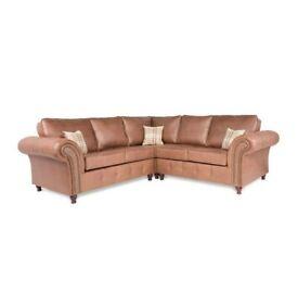 Oakland Corner 2C2 fabric Sofa
