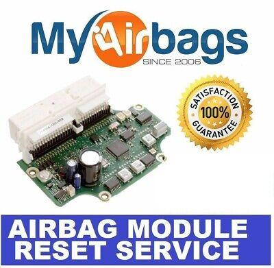 FITS FERRARI SRS AIRBAG COMPUTER MODULE RESET SERVICE ACM RESTRAINT CONTROL