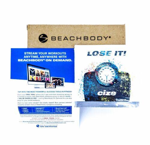 Beachbody Shaun T Cize Lose It! Weight Loss Workout Dance Fitness Series DVD