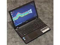 Acer ES1-512-C5YW laptop boxed & manuals + 6 months warranty