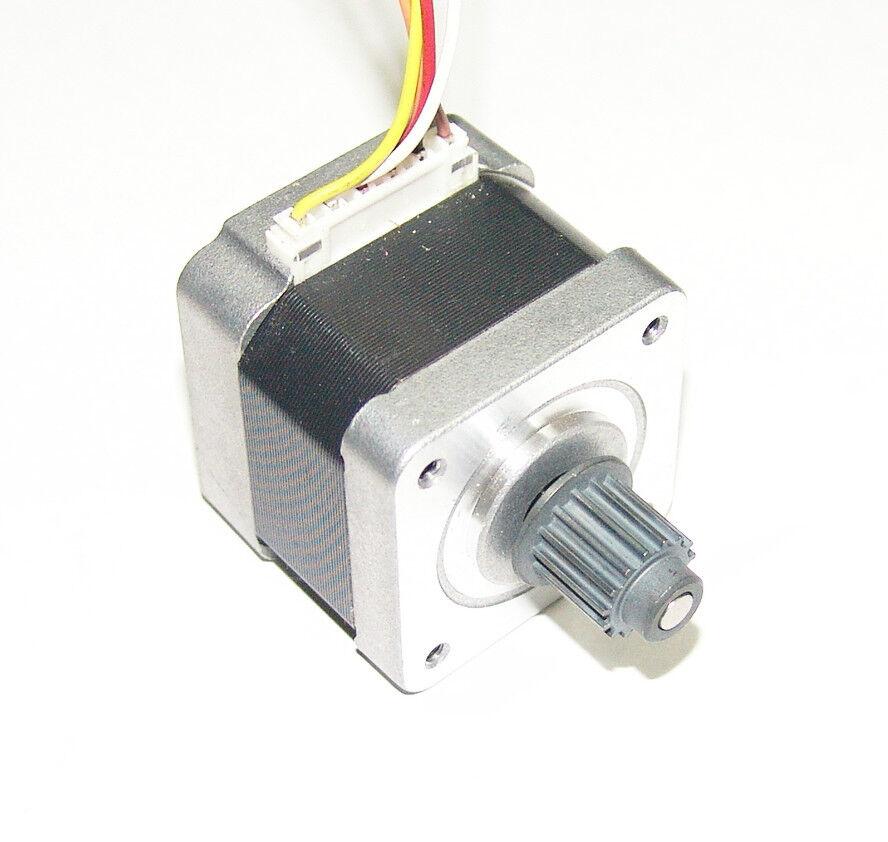 2 X Nema 17 Stepper Motors Timing Belt Reprap Makerbot