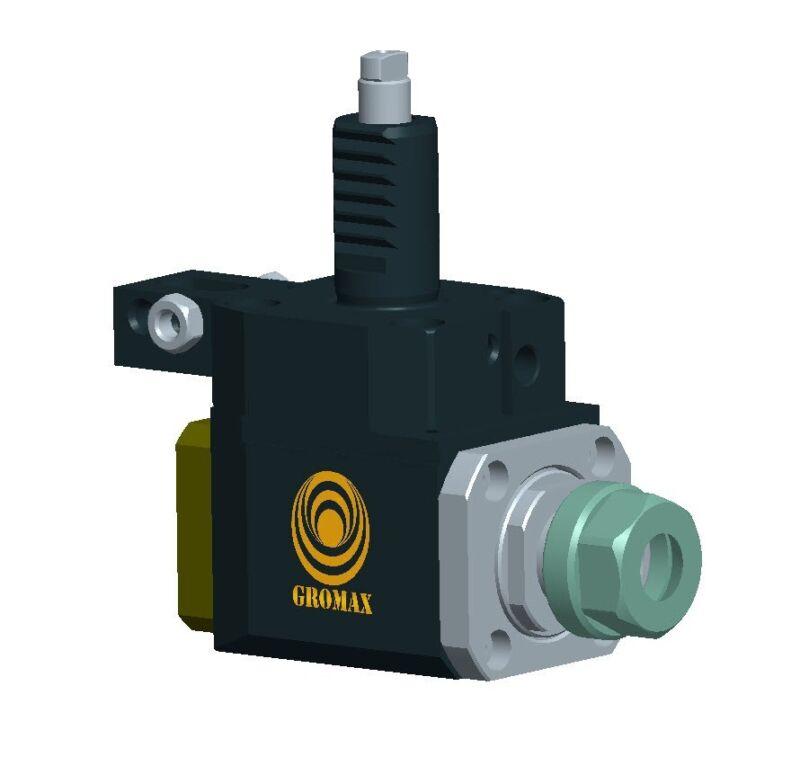 NTFR4018092065 CNC Lathe VDI Forward Radial Drilling-Milling Holder D=40mm