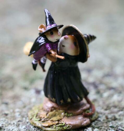 Wee Forest Folk Halloween - The Fledgling M-616