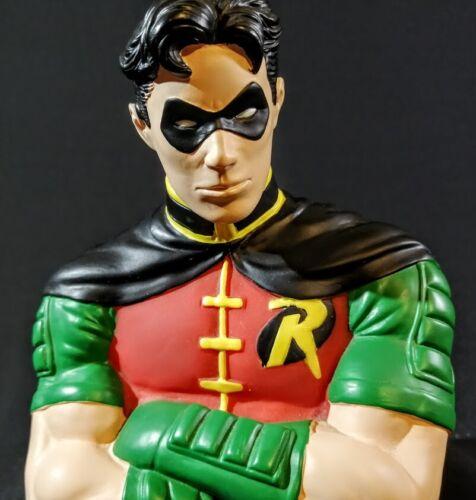 "Robin Bust Bank DC Comics 7.5"""