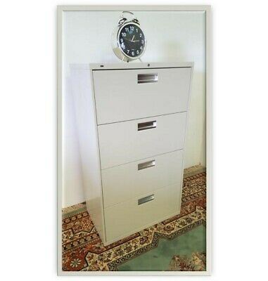 Beautiful Hon Four Drawer Latereal File Cabinet