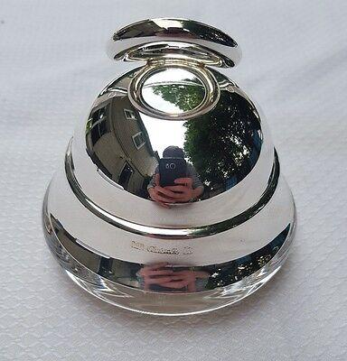 Christofle Vertigo Silverplate Butter Dish 4224645