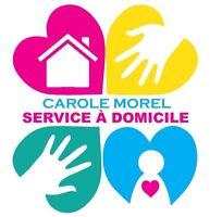 Services d'aide à domicile