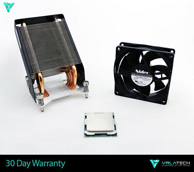 Intel Xeon E5-2650 V4 2.20 GHz 12 Core CPU Kit for HP Z840 - T9U35AA