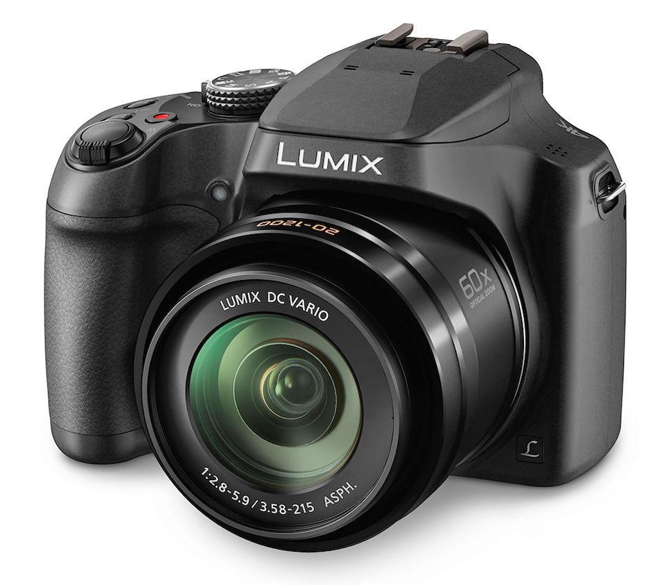Panasonic Lumix DMC FZ82 Digitalkamera 60fach Zoom Neuware Fachhändler FZ 82