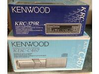 KENWOOD RADIO CASSETTE + 6CD AUTO CHANGER ★★BRAND NEW IN BOX★★. RETRO CLASSIC