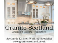 Granite, Quartz & Silestone Kitchen Worktops. Fitted by Christmas, Guaranteed. Huge colour range.