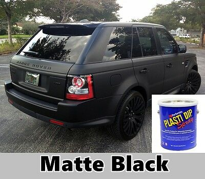 Plasti Dip Matte Black 1 Gallon Ready To Spray Rubber Dip Spray Rubber Coating