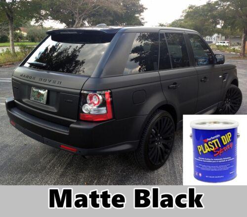 Plasti Dip Matte Black 1 Gallon Ready to Spray Rubber Dip Spray Rubber Coating