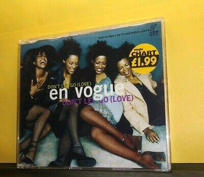En Vogue Don't Let Go (Love)  - Single Remixes - 5 Tracks - Import Germany