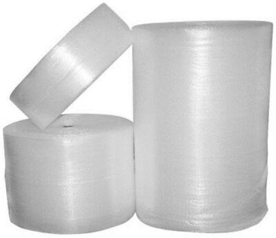 100 Ft 316 Small Bubble Cushioning Wrap 12 Wide - Perforated At 12